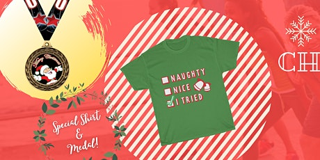 Christmas Jingle Virtual Run tickets