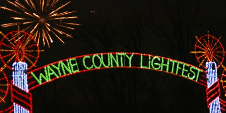Wayne County LightFest tickets