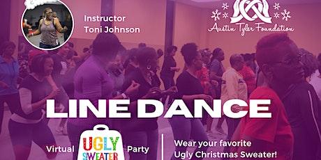 Austin Tyler Foundation Line  Dancing Fundraiser tickets