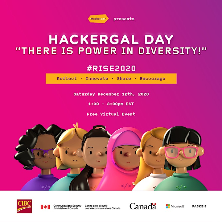 HACKERGAL DAY: THERE IS POWER IN DIVERSITY image