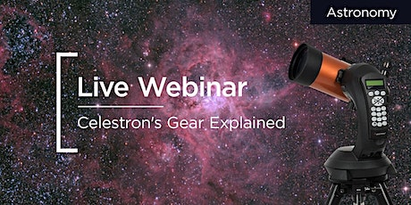 Live Webinar | Budget to Best with Celestron tickets