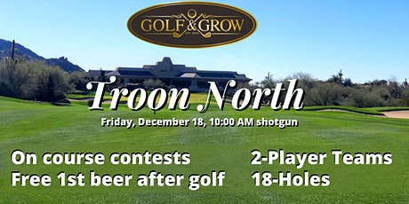 SOLD OUT Troon North Golf Tournament tickets