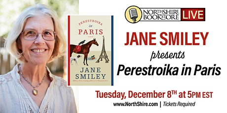 Northshire Live: Jane Smiley tickets