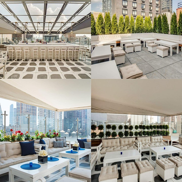 1/24 Rooftop Vibes | Holy Brunch Sundays  | NYC skyline view image