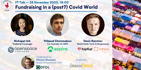 Fundraising in a (post?) Covid World tickets