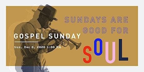 Gospel Sunday at Middle C Jazz tickets