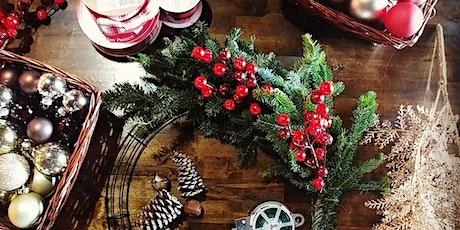 Wreath Workshop at Rutland Farms tickets