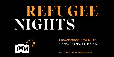 Refugee Nights tickets