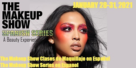 The Makeup Show Clases en Español - Include Virtual Show Tickets tickets