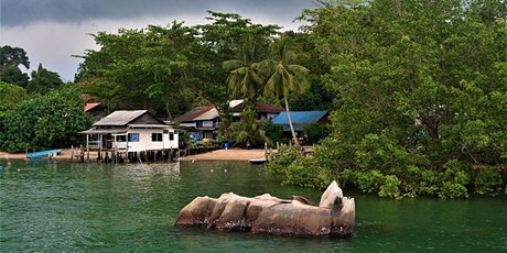 Kampong Walk on Pulau Ubin