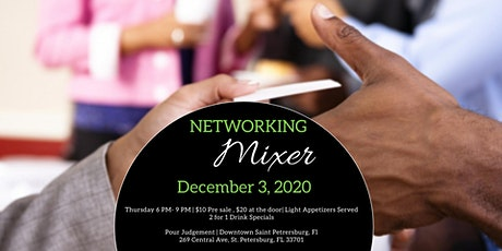 Meet me Locally December Networking tickets
