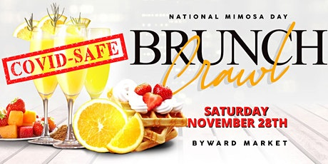 COVID-SAFE National Mimosa Day  Brunch Tasting Tour tickets