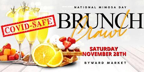 COVID-SAFE National Mimosa Day  Brunch Tasting Tour billets