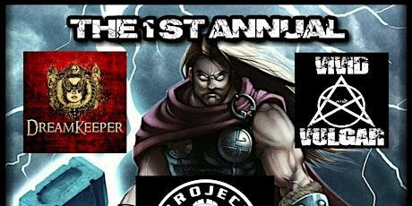 1st Annual Thunderfest tickets