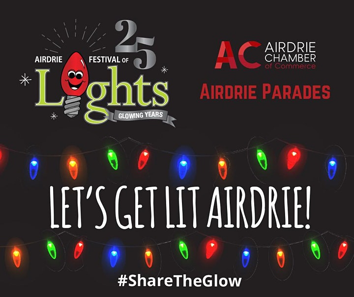 Let's GET LIT Airdrie! (Residential) image
