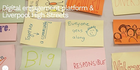 Modern Methods of Meaningful Participation: High Streets Digital Engagement tickets