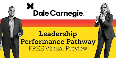 Leadership Performance Pathway Preview tickets