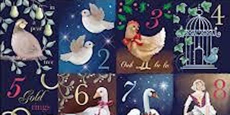 Twelve Days of Christmas Sneak Peek tickets