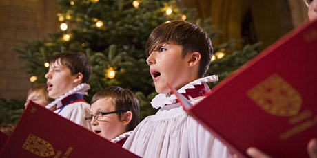 'O Holy Night' with Truro Cathedral Choir 5.30pm, 7th December tickets