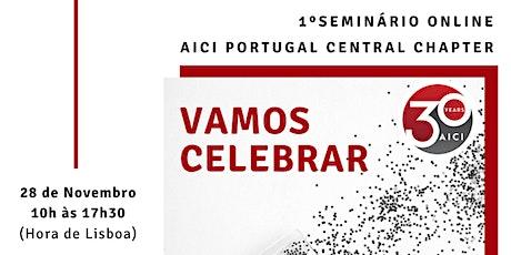 1º Seminário Online AICI PORTUGAL ingressos