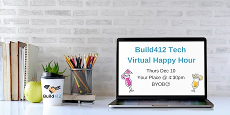 Pittsburgh Tech Happy Hour - Virtual 12/10 tickets