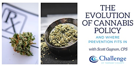 The Evolution of Cannabis Policy and Where Prevention Fits In tickets