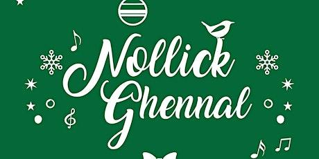 Nollick Ghennal! Manx Gaelic Christmas songs workshop tickets