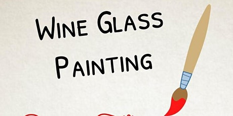 Wine Glass Painting Workshop tickets