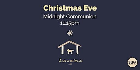 Christmas Eve Midnight Communion tickets
