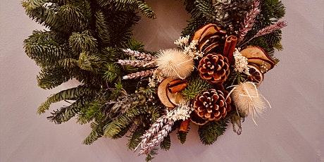 Coorie Home Workshops  - Festive Wreath Making tickets