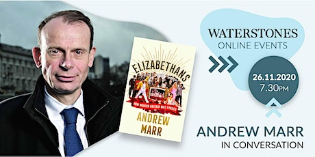 Andrew Marr in conversation tickets