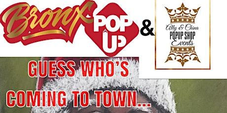 Guess Who's Coming To Town Pop Up Shop Nov 28-29 tickets