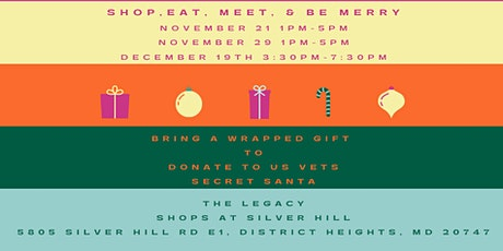 Holiday Pop-up with Purpose tickets