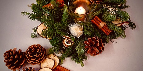 Coorie Home Workshops  - Christmas Table Decor tickets
