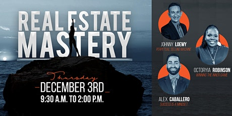 Real Estate Mastery tickets