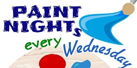Wednesday Night Paint Pouring Party tickets