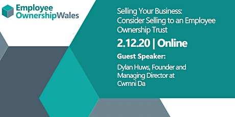 Selling Your Business – Consider Selling To An  Employee Ownership Trust tickets
