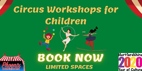 Circus Workshops - (children) tickets