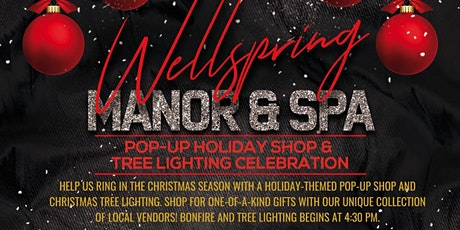 Wellspring's Favorite Things Holiday Pop-Up Shop tickets