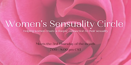 Women's Sensuality Circle tickets