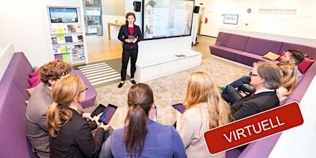 Virtuelle Führung - Total vernetzt! Wie stationäre Shops digital begeistern Tickets