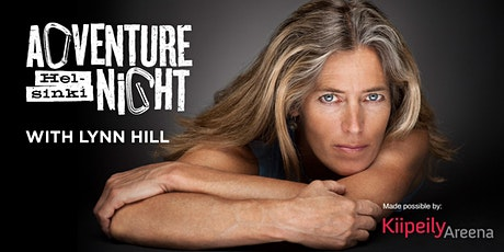 Helsinki Adventure Night 2020 with Lynn Hill and Edu Marin tickets