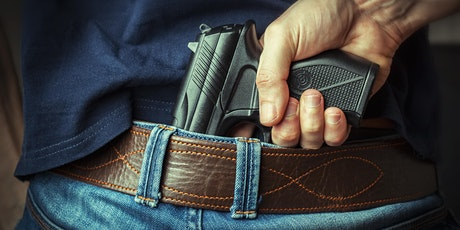 2-Day Illinois Concealed Carry License (CCL) Class tickets