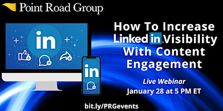 How To Increase LinkedIn Visibility With Content Engagement tickets