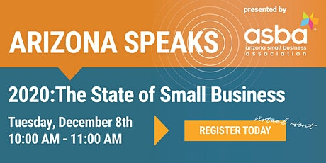 AZ Speaks: The State of Small Business tickets