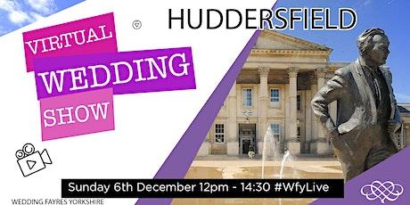 Huddersfield Virtual Wedding Fayre tickets