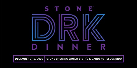Stone DRK Dinner tickets
