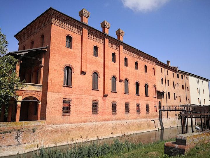 """Immagine Ferrara - Bologna lungo """"la via della seta"""""""