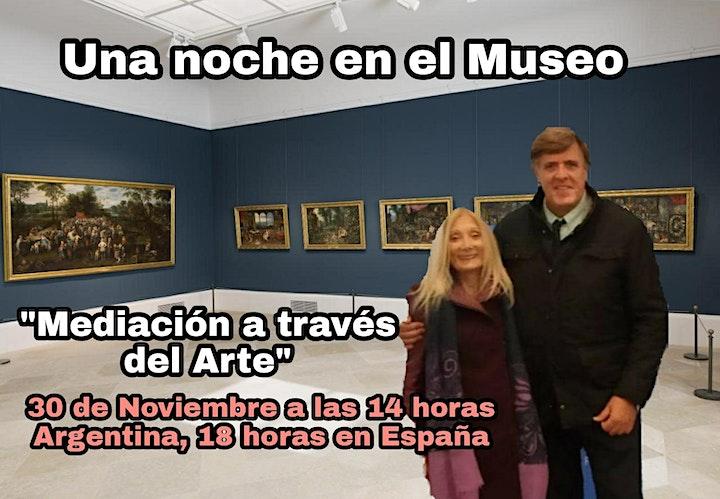 Imagen de Una noche en el MUSEO - Alicia Millán & Javier Ales Sioli