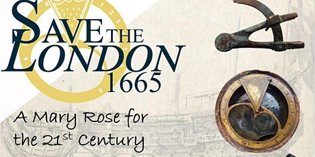 'London: Cromwell's 'Mary Rose': talk by Steve Ellis & Mark Beattie-Edwards tickets